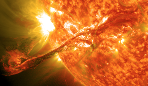 Magnificent CME - August 2012